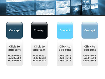Multi Screen PowerPoint Template Slide 5