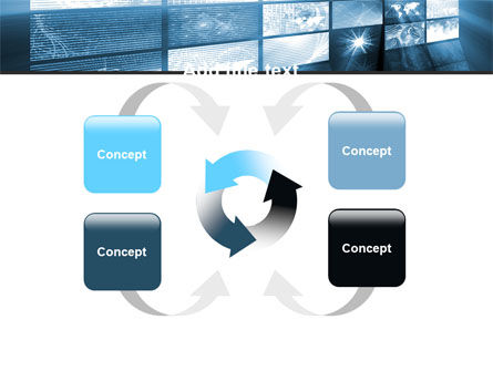 Multi Screen PowerPoint Template Slide 6