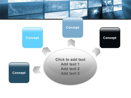 Multi Screen PowerPoint Template Slide 7