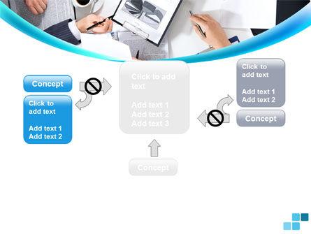 Coffee Break Meeting PowerPoint Template Slide 13