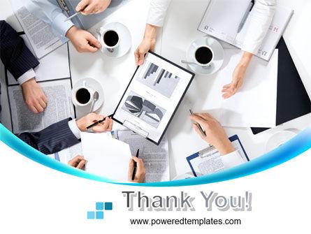 Coffee Break Meeting PowerPoint Template Slide 20