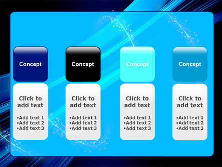 Abstract Roll PowerPoint Template Slide 5