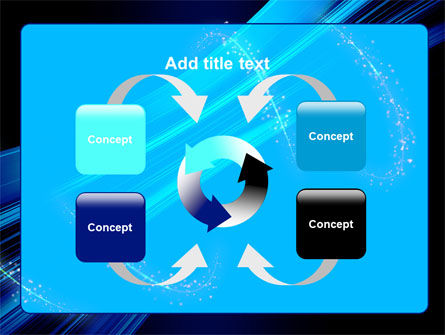 Abstract Roll PowerPoint Template Slide 6