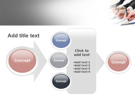 Business Meeting Notes PowerPoint Template Slide 17