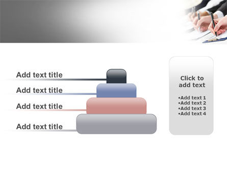 Business Meeting Notes PowerPoint Template Slide 8