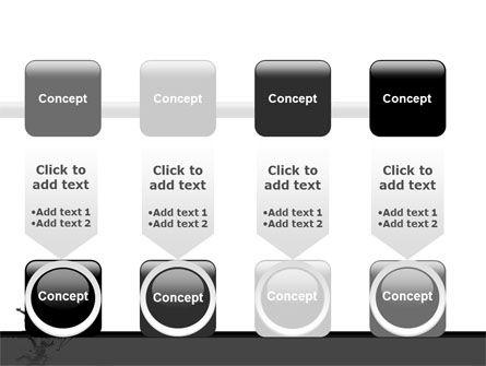 Stuck Man PowerPoint Template Slide 18