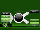 Football Game PowerPoint Template#14