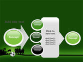 Football Game PowerPoint Template#17