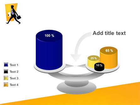 Business Rush PowerPoint Template Slide 10