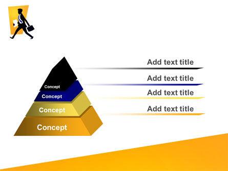 Business Rush PowerPoint Template Slide 12