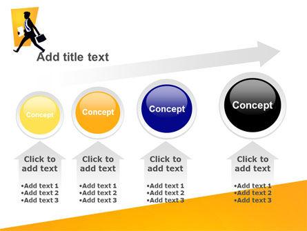 Business Rush PowerPoint Template Slide 13