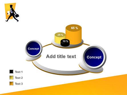 Business Rush PowerPoint Template Slide 16