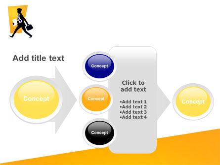 Business Rush PowerPoint Template Slide 17