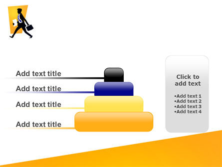 Business Rush PowerPoint Template Slide 8