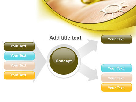 Sunbathe PowerPoint Template Slide 14