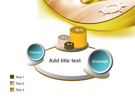 Sunbathe PowerPoint Template Slide 16