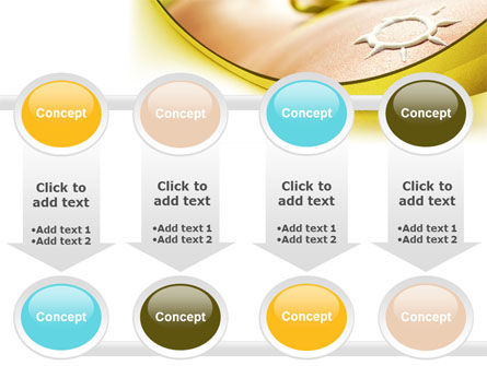 Sunbathe PowerPoint Template Slide 18