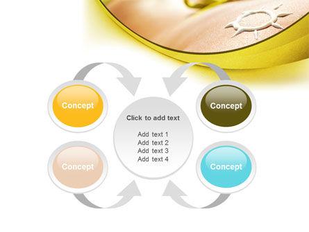 Sunbathe PowerPoint Template Slide 6