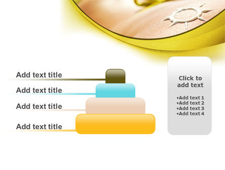 Sunbathe PowerPoint Template Slide 8
