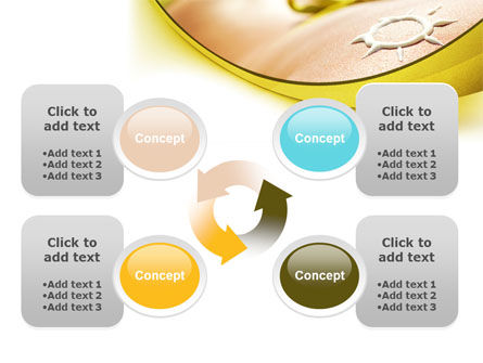 Sunbathe PowerPoint Template Slide 9