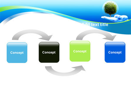 Tree Protection PowerPoint Template, Slide 4, 07951, Nature & Environment — PoweredTemplate.com