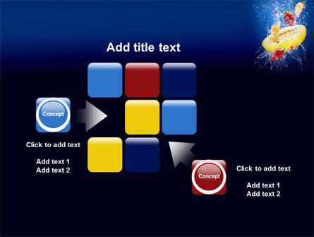 Mango Mix PowerPoint Template Slide 16