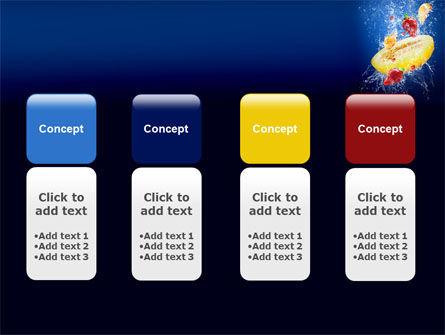 Mango Mix PowerPoint Template Slide 5