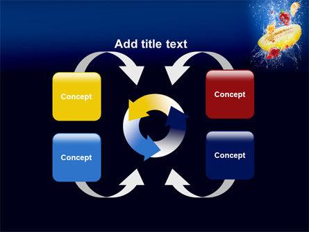 Mango Mix PowerPoint Template Slide 6