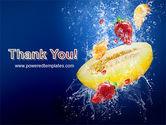 Mango Mix PowerPoint Template#20