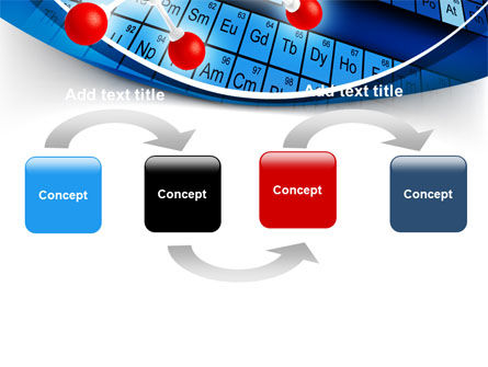 Periodic Table Of Chemical Elements PowerPoint Template Slide 4