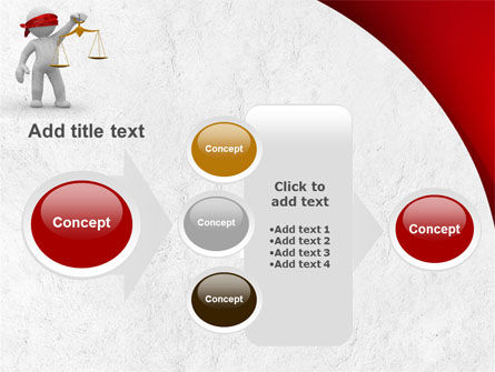 Justice PowerPoint Template Slide 17