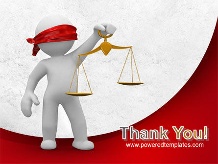 Justice PowerPoint Template Slide 20