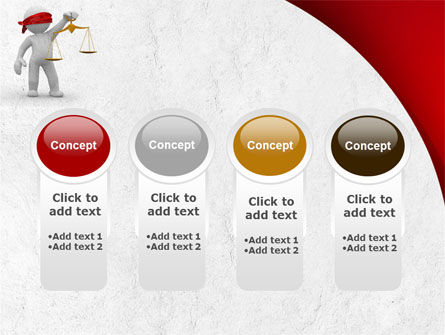 Justice PowerPoint Template Slide 5
