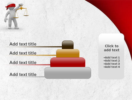 Justice PowerPoint Template Slide 8