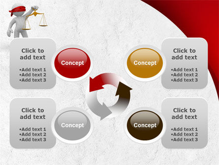 Justice PowerPoint Template Slide 9