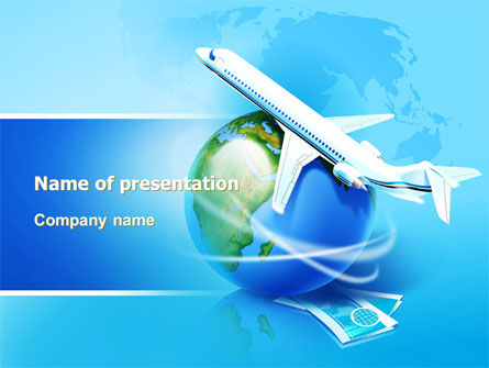 Airlines PowerPoint Template