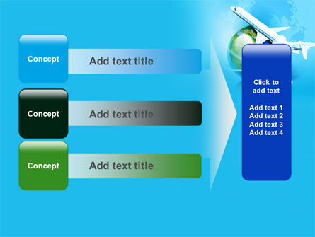 Airlines PowerPoint Template Slide 12