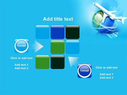 Airlines PowerPoint Template Slide 16