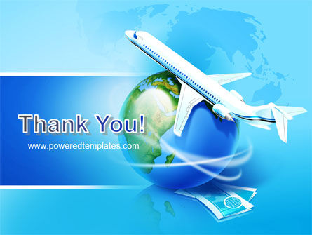 Airlines PowerPoint Template Slide 20