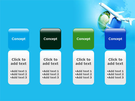 Airlines PowerPoint Template Slide 5