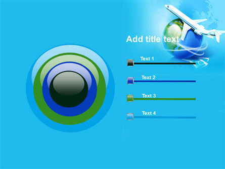 Airlines PowerPoint Template Slide 9