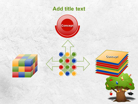 Education Tree PowerPoint Template Slide 19