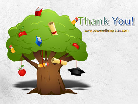 Education Tree PowerPoint Template Slide 20