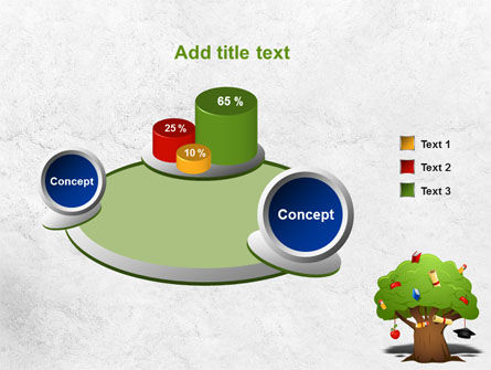Education Tree PowerPoint Template Slide 6