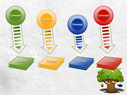 Education Tree PowerPoint Template Slide 8