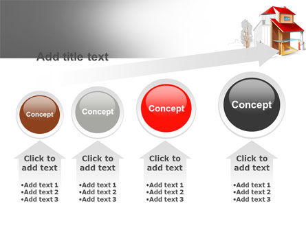 House Project PowerPoint Template Slide 13