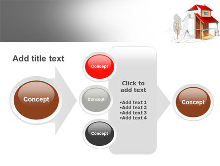 House Project PowerPoint Template Slide 17