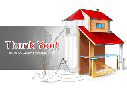 House Project PowerPoint Template Slide 20