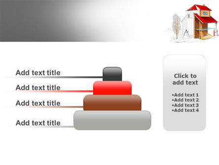 House Project PowerPoint Template Slide 8