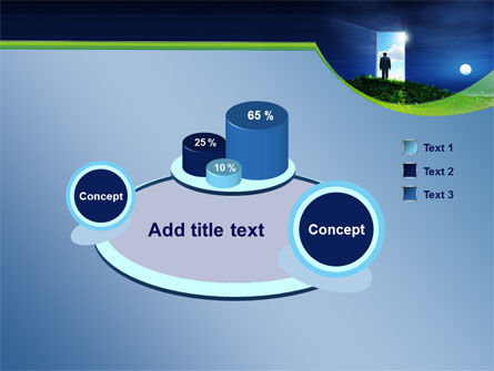 Between Nigh And Day PowerPoint Template Slide 6